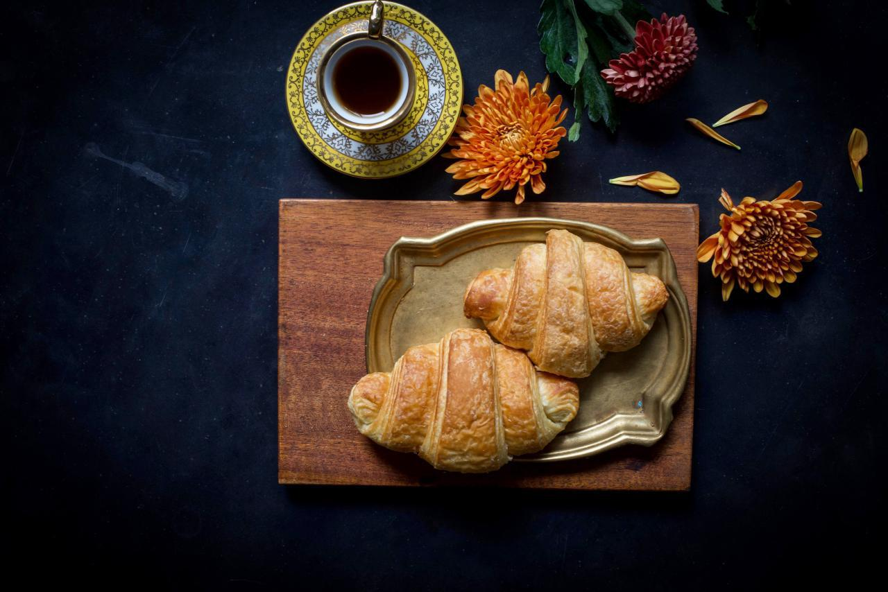 Croissants at OMBC — More Authentic than in France?